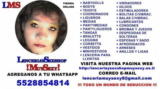 db6e552c1c Lenceria MUY-SEXY on Twitter