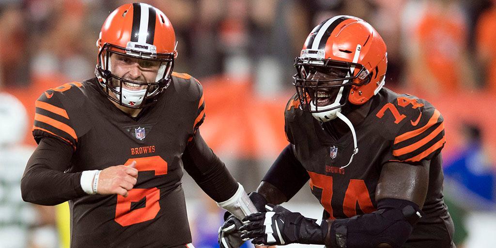 NFL world reacts to @Browns' #TNF victory over Jets: on.nfl.com/5xxqt7 (via @AroundTheNFL)