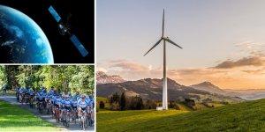 @DJSI10 nos posiciona como líderes en #sostenibilidad de la industria de software TI y...