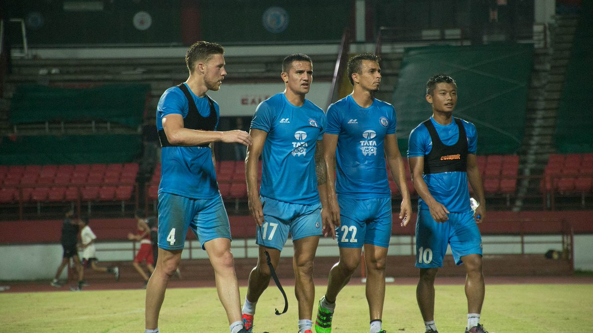 Dnm5FQXU0AARK1e?format=jpg - ISL 2018/19 Team Profile: Jamshedpur FC, All You Need To Know About 'The Men Of Steel'