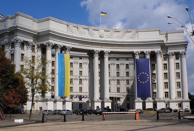 Україна передала ноту Московії про непродовження договору про дружбу та співробітництво