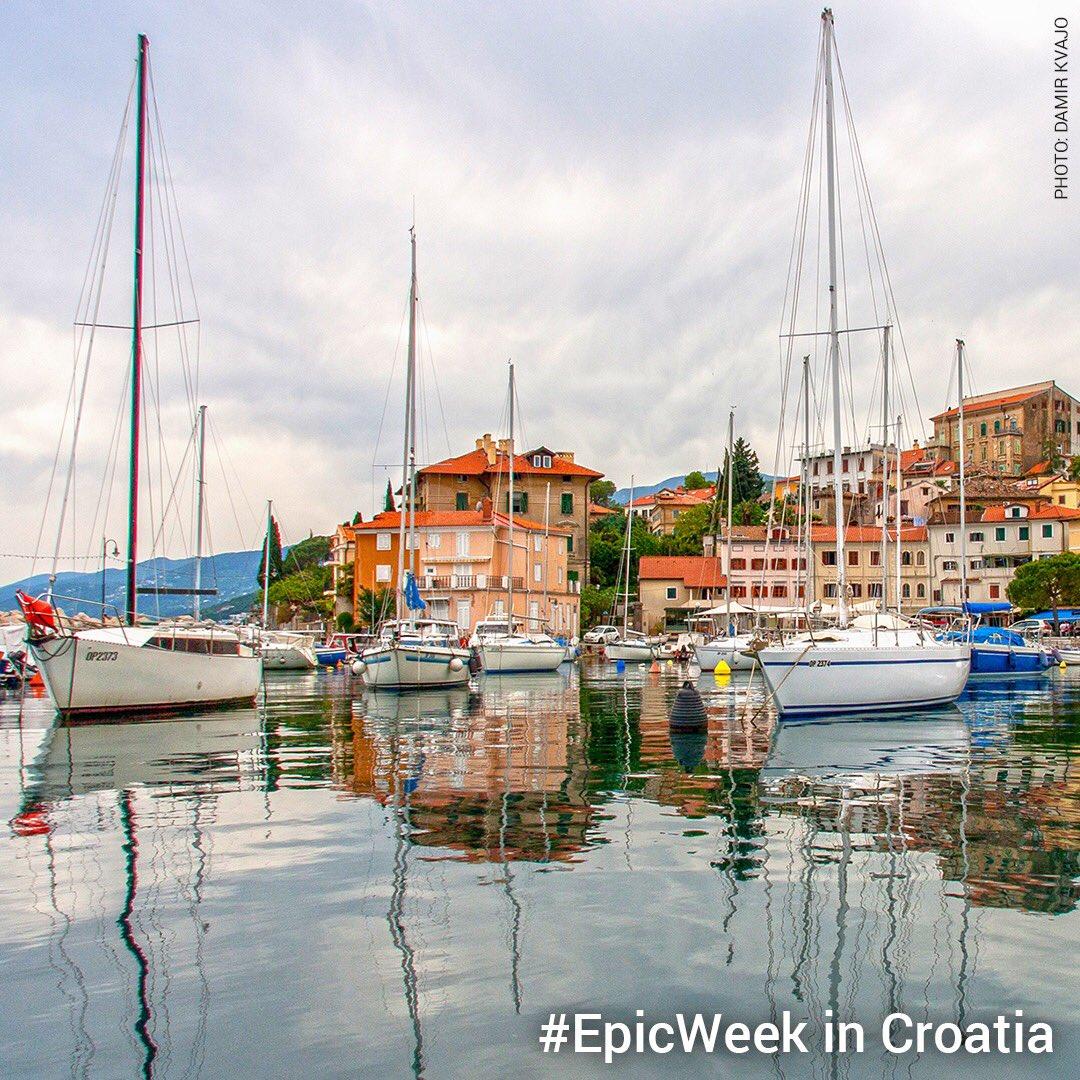 Last call to win an epic getaway to Croatia! WIN a one-of-a-kind Croatian holiday! #EpicWeek  https:// bit.ly/2x3Xe3v     #CroatiaFullOfLife<br>http://pic.twitter.com/R0PqmFMvdR