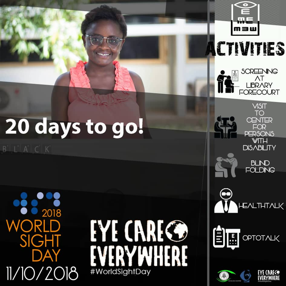 #WorldSightDay Latest News Trends Updates Images - optometry_ucc