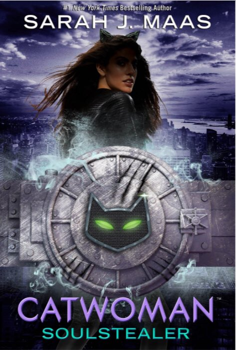 Just finished devouring 'Catwoman Soul Stealer' by Sarah J Maas. In one word- refreshing. This is the superhero book that the world needed.  #CatwomanSoulStealer #SarahJMaas #WhatKatieReads<br>http://pic.twitter.com/t4urZKHHgr