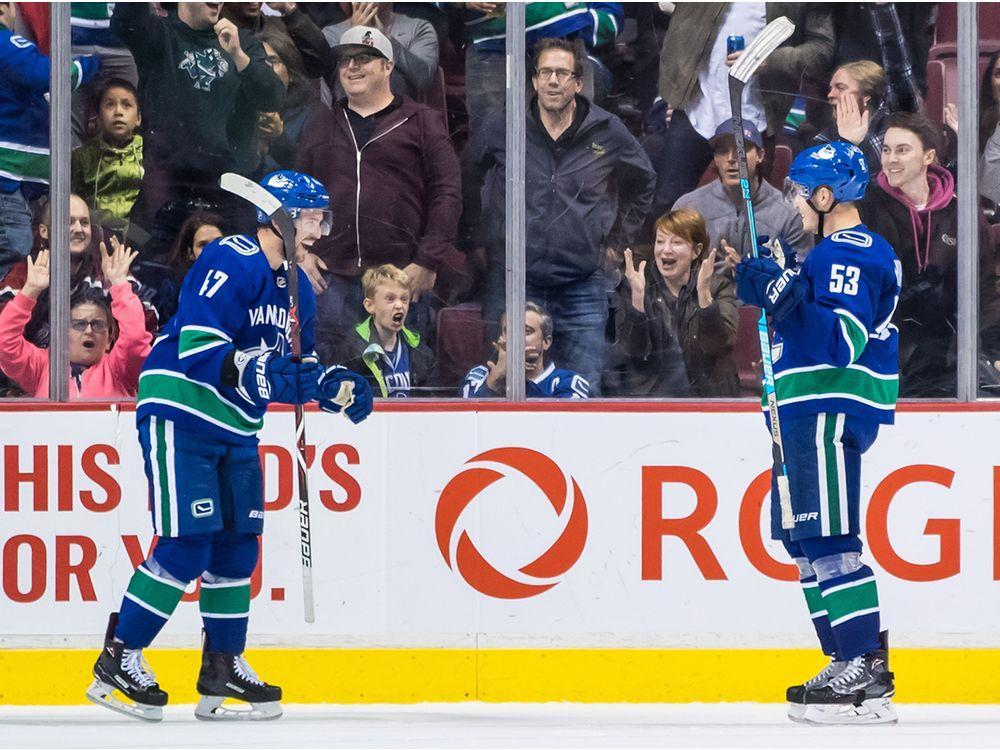 Canucks 4 Kings 3 (SO): Some power in their play to make the day https://t.co/W8zvhqkP50