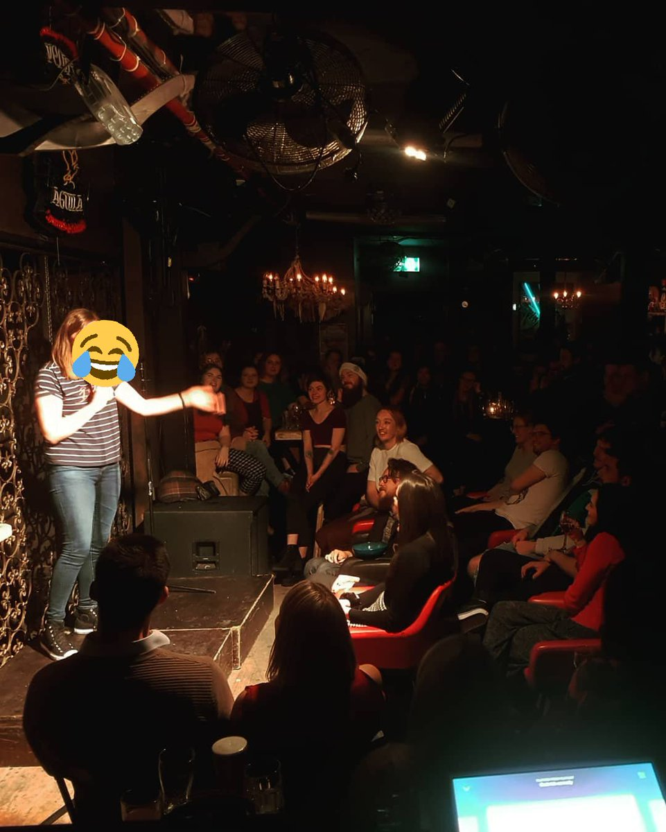 Tonight!  @BenLomasComic @rhysnicholson @capperflapper @Jackdruce and a big special guest!... who could it be? Prebook now http://www.trybooking.com/WDYM