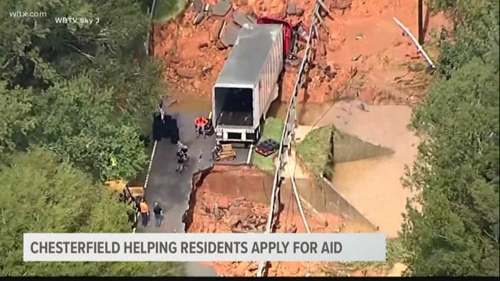 Chesterfield helping residents apply for aid https://t.co/3rR8CtypIy
