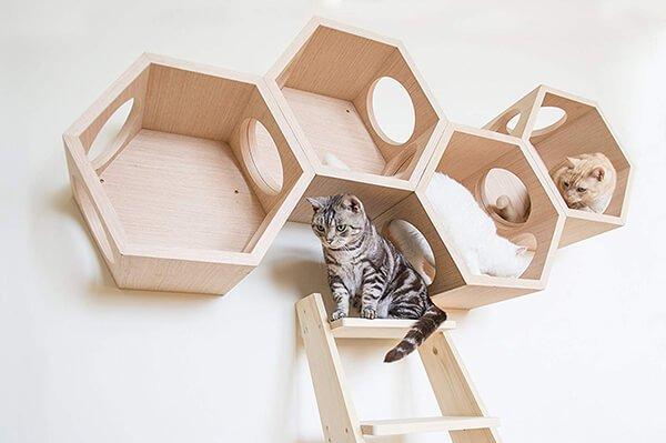 ネコのためのおしゃれなファニチャー。台湾を拠点とするMYZOOより。