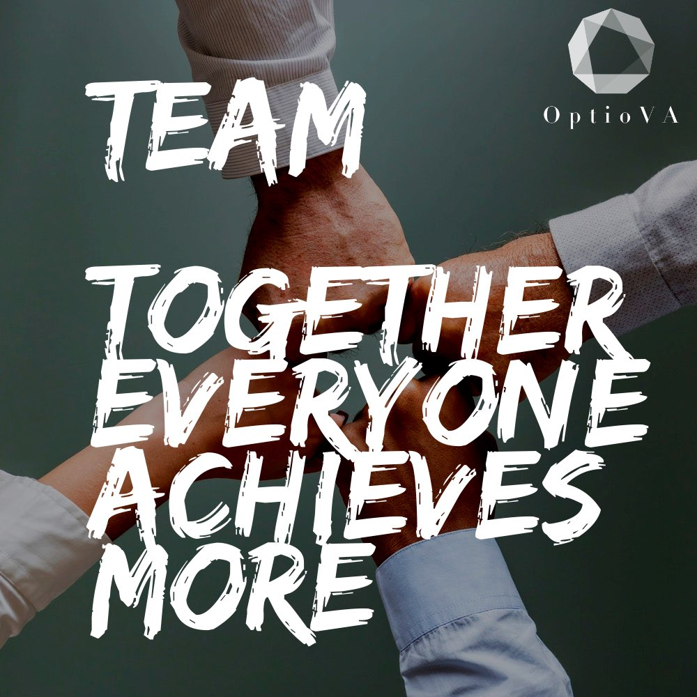 TEAM  Together Everyone Achieves More  Being self-employed doesn't mean you have to do everything.   #Outsource tasks to #VirtualAssistant will allow you to achieve your goals.   #earlybiz #ukbizhour #freelancer  #glasgow #smartsocial #team #teamwork #smartsocial #achieve<br>http://pic.twitter.com/1pDdgIUEeQ