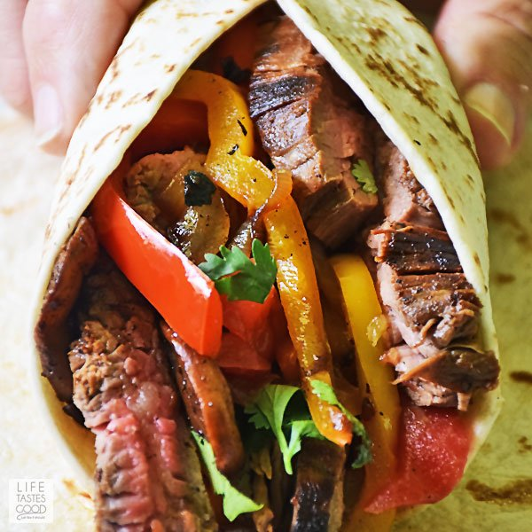 @AskChefDennis: Flank Steak Fajitas Recipe https://t.co/2vZm9Vezig via @Lifetastesgoood https://t.co/1BIc1YiwUE