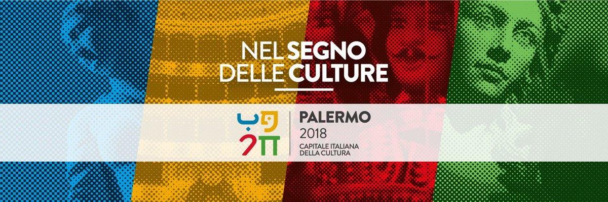 Palermo Capitale Italiana della Cultura 2018 @PACultura2018 #PalermoCapitaleCultura  - Ukustom