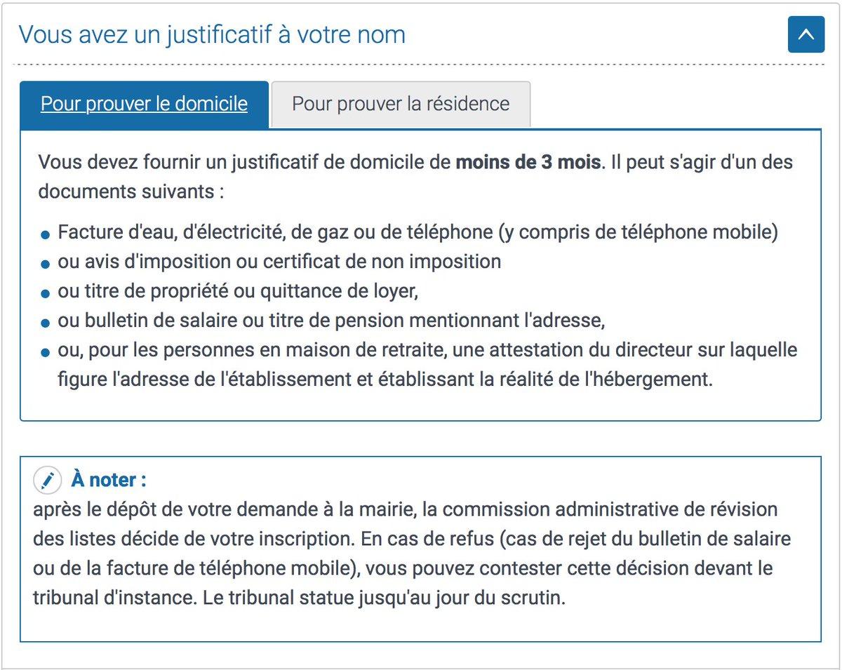 Brest Insoumise On Twitter ℹ Tuto L Inscription Sur Les