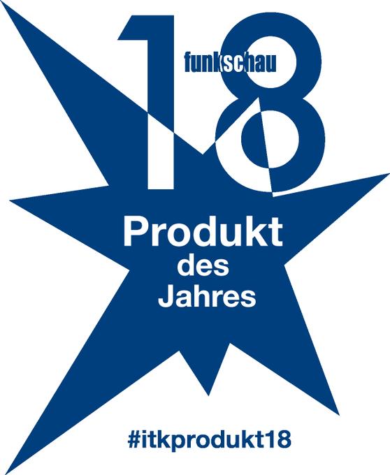 .@funkschau_de-Leserwahl #ITK-Produkte des Jahres 2018: Wir sind in zahlreichen Kategorien mit...