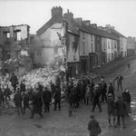 20 Sep 1920: Black & Tans burn down 25 houses & bayonet 2 men to death in Balbriggan, Ireland. Terror was sanctioned by Britain in Ireland.