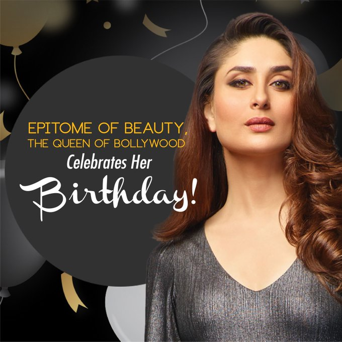 Happy Birthday to Begum Kareena Kapoor!