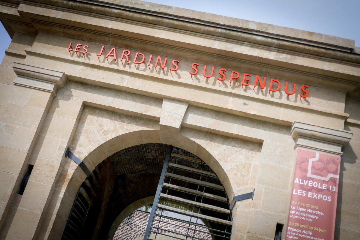 Le Havre On Twitter Les Jardins Suspendus Qui Fetent