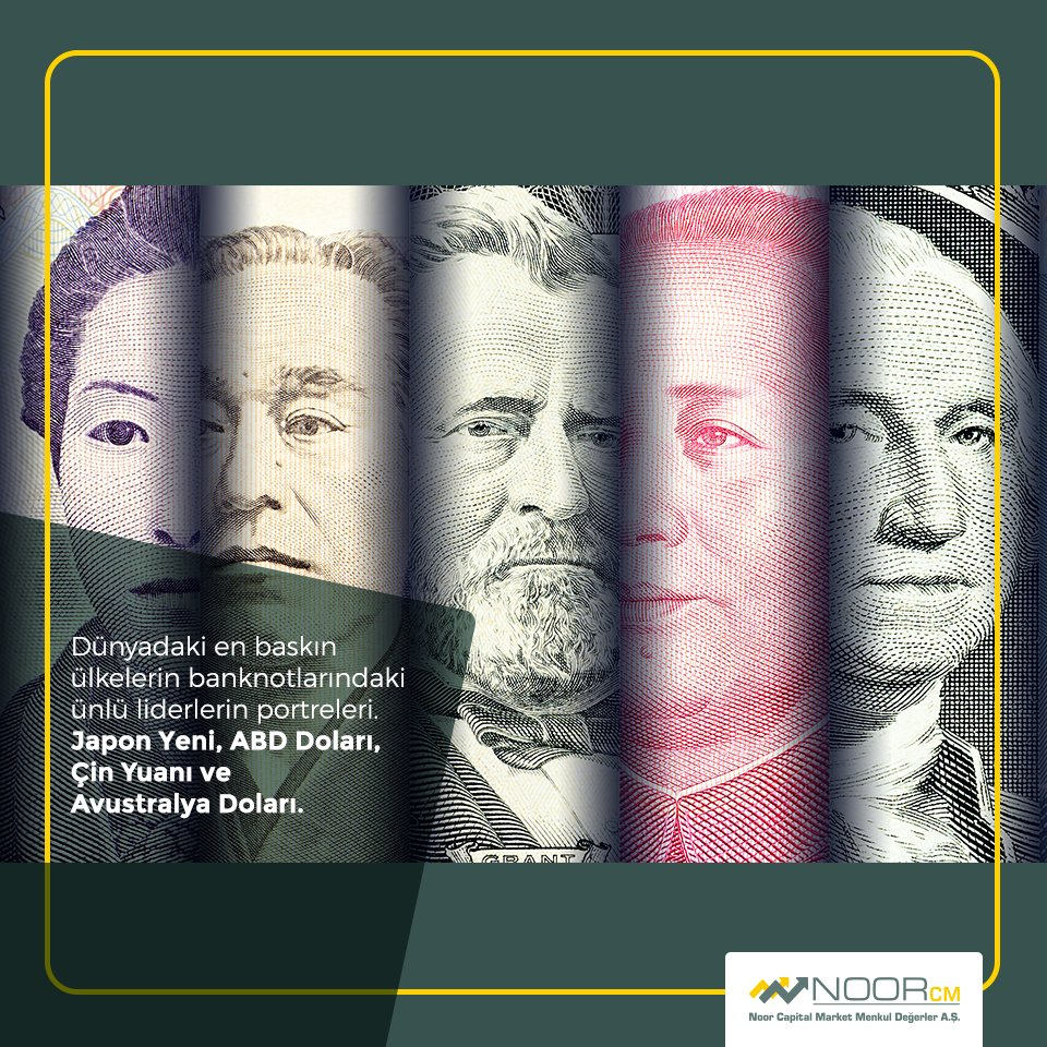 Noorcm On Twitter Paranın Gücü Dünyadaki En Baskın ülkelerin