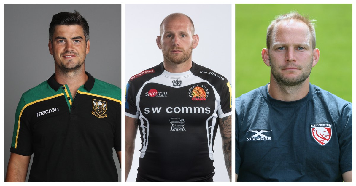 Delighted to announce our three U20 coaches for the 2018/19 season. Mark Hopley, James Scaysbrook & Richard Whiffin all join as part of the latest coach development programme agreement. More: ➡️bit.ly/2NT2mlt