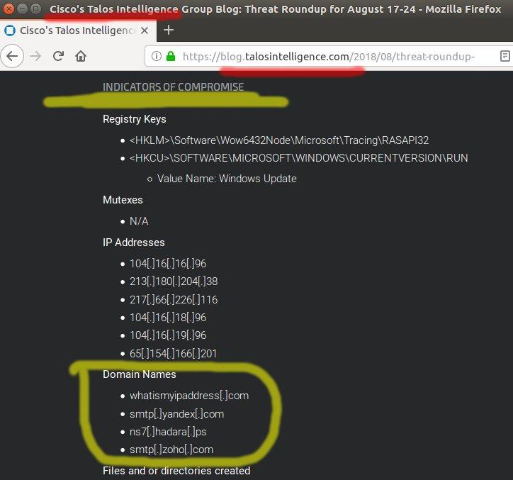Mozilla Firefox Registry Keys
