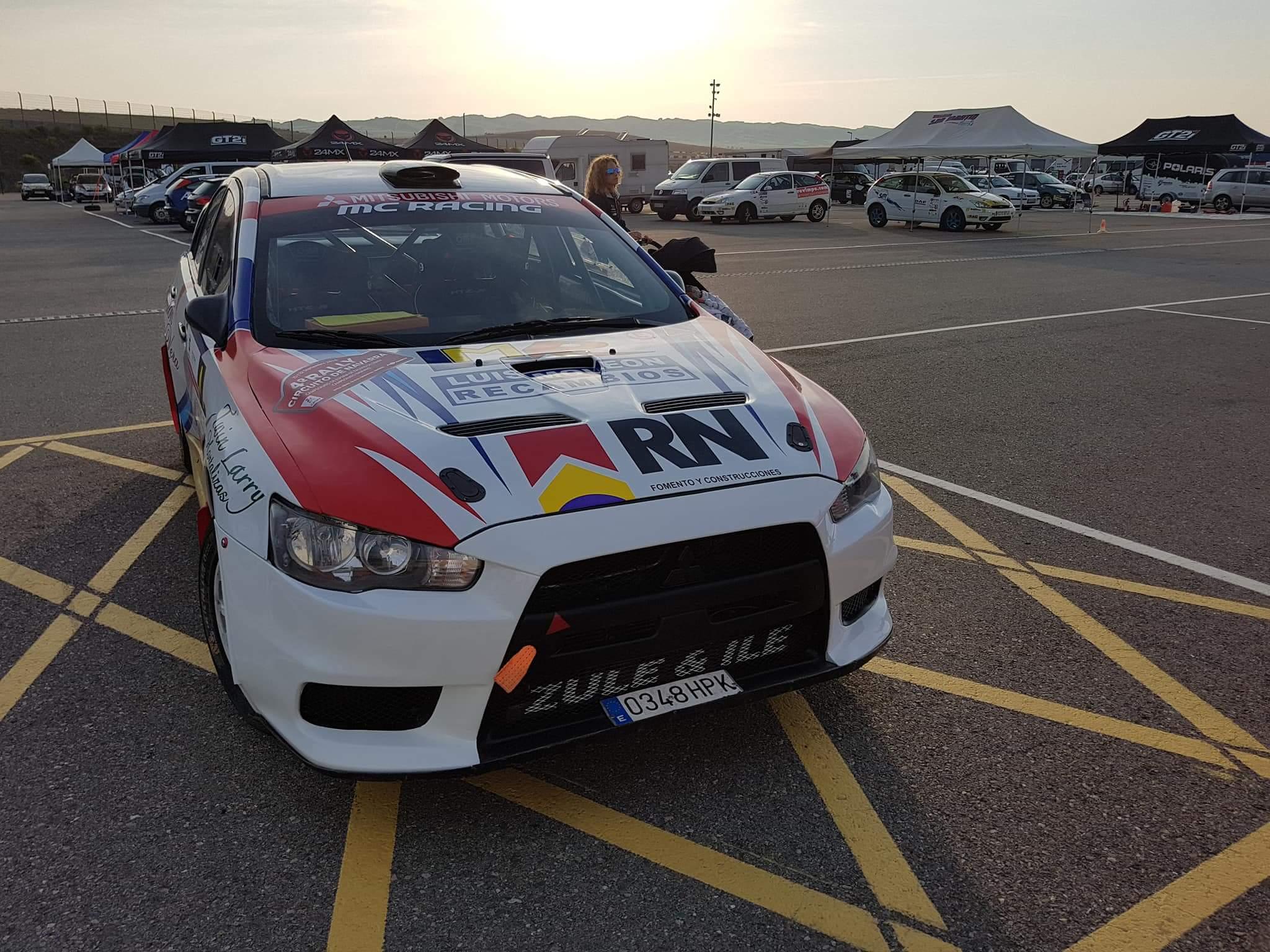 CERT: 4º Rallye Circuito de Navarra [21-22 Septiembre] Dnmrm1WXcAACQNZ