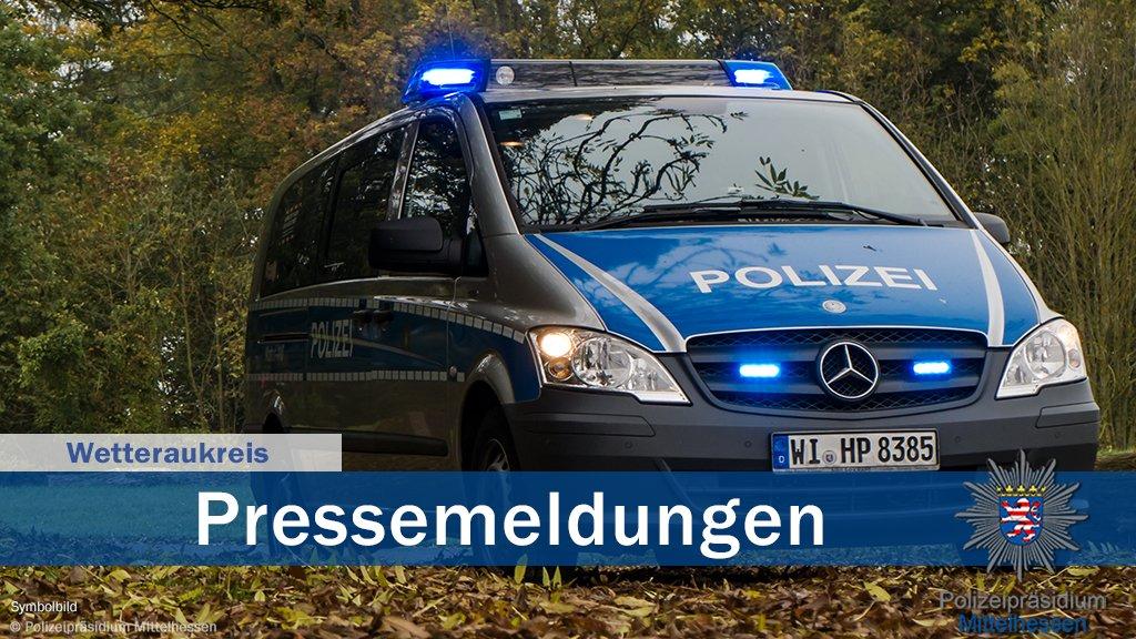 Mittelhessen News Polizei