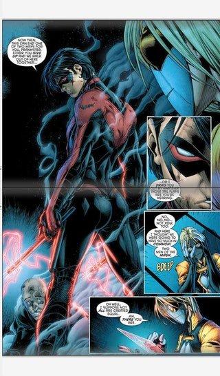 Mas claro, a indústria de quadrinhos é famosa por sexualizar e objetificar suas personagens, então um dia teria que ser o batman...