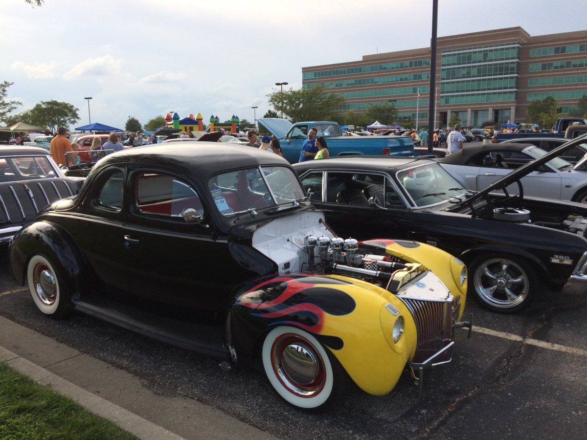 Kansas City International Airport On Twitter Come Out To KCI - Car show kc