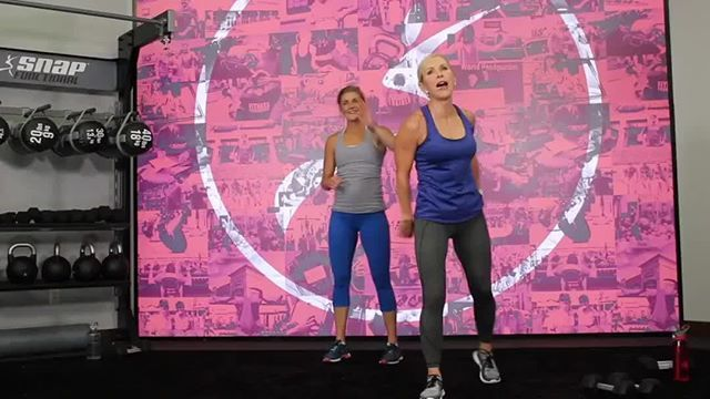 Quick Workout - ✔️ . Challenging and sweaty - ✔️ . Free - ✔️ . Phew 💦 Checked all the boxes - here you go peeps... Get Healthy U TV partnered up with  to bring you a FREE 20 minute HIIT workout filmed right at SNAP headquarters! GHUTV… https://t.co/4mpGQVoNgS
