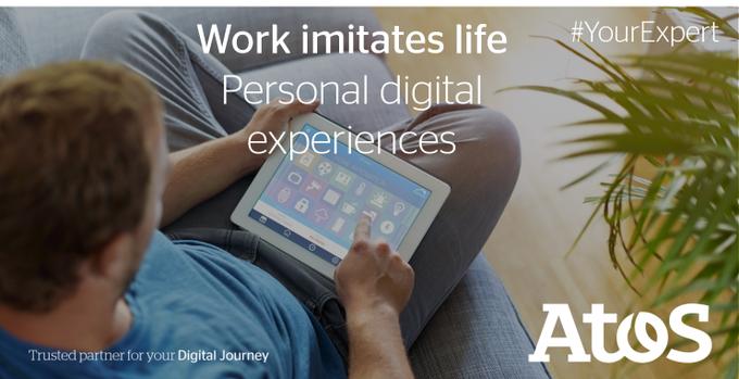 Wie Ambiente und Kontext persönlicher digitaler Erfahrungen die Produktivität beeinlussen. #Di...