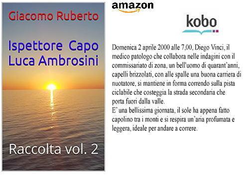 Ispettore Capo Luca Ambrosini su #Amazon #eBook #Kindle e #kobo a solo 0,99 € --- Amazon link: https://amzn.to/2L1kEwt September 21, 2018 at 04:00PM  - Ukustom