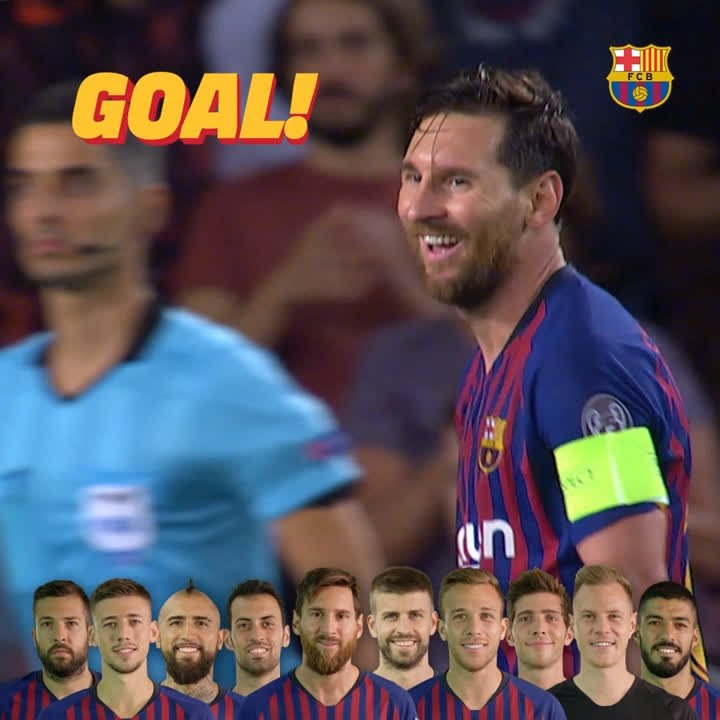 ⏱ 60 seconds �� 22 touches ⚽ A great goal �� That's Barça DNA!!! https://t.co/AhoJzMDSji