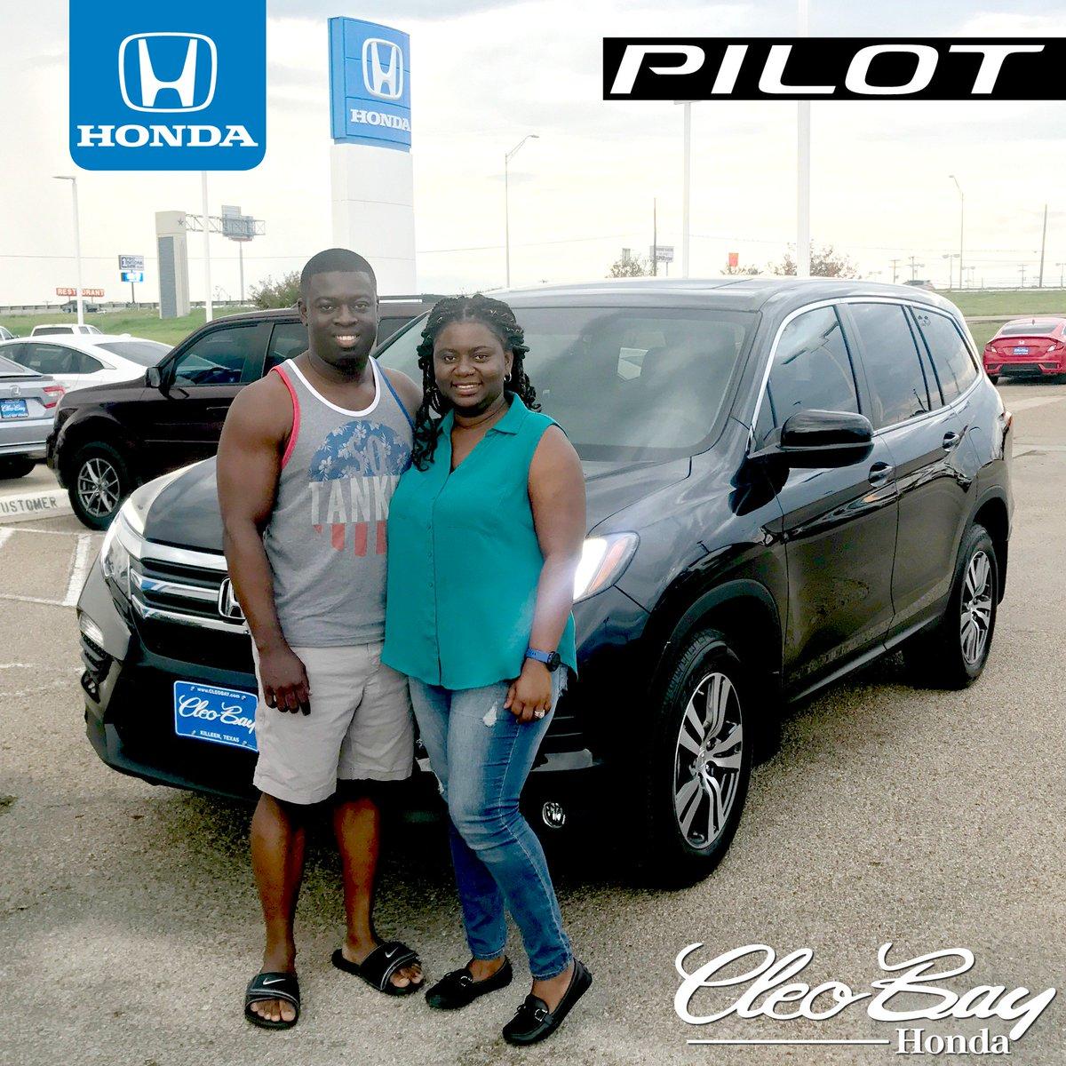 Cleo Bay Honda >> Cleo Bay Honda On Twitter Congratulations Emmanuel Portia On