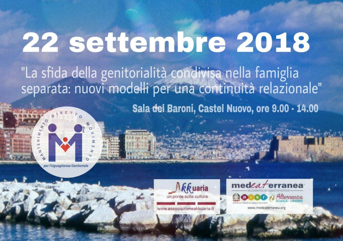 @FigliContesi .@AssRobertaGaeta ha comunicato che parteciperà all\