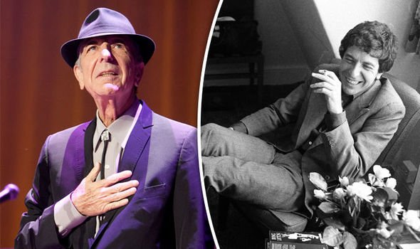 Happy birthday to novelist and Rock & Roll Hall of Famer Leonard Cohen.