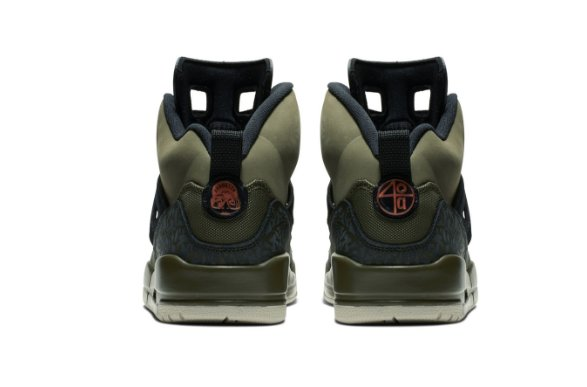 "dd0c594e31f The Spike Lee-Influenced Jordan Spiz ike Returns With a Fresh ""Olive Green"
