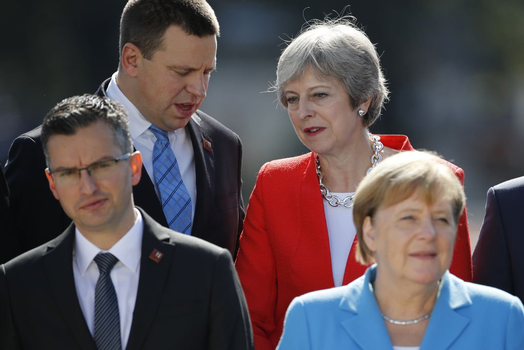 The Brexit summit at Salzburg didn't go well, but at least the Brits promised a new Irish border proposal https://t.co/6EaZigvNol via