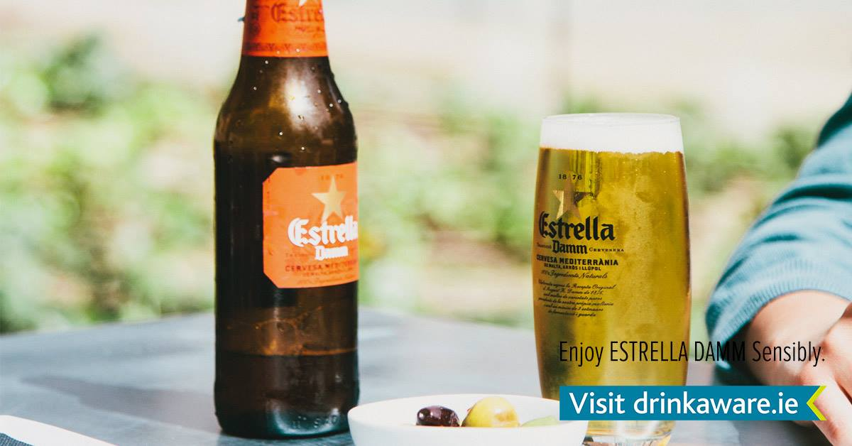 Be it by the sea, or in the countryside, enjoy the history, culture & food of Ireland with a Spanish flavour. Enjoy an Estrella Damm this weekend. https://t.co/XIDhw08nfZ https://t.co/ygQhycWerT