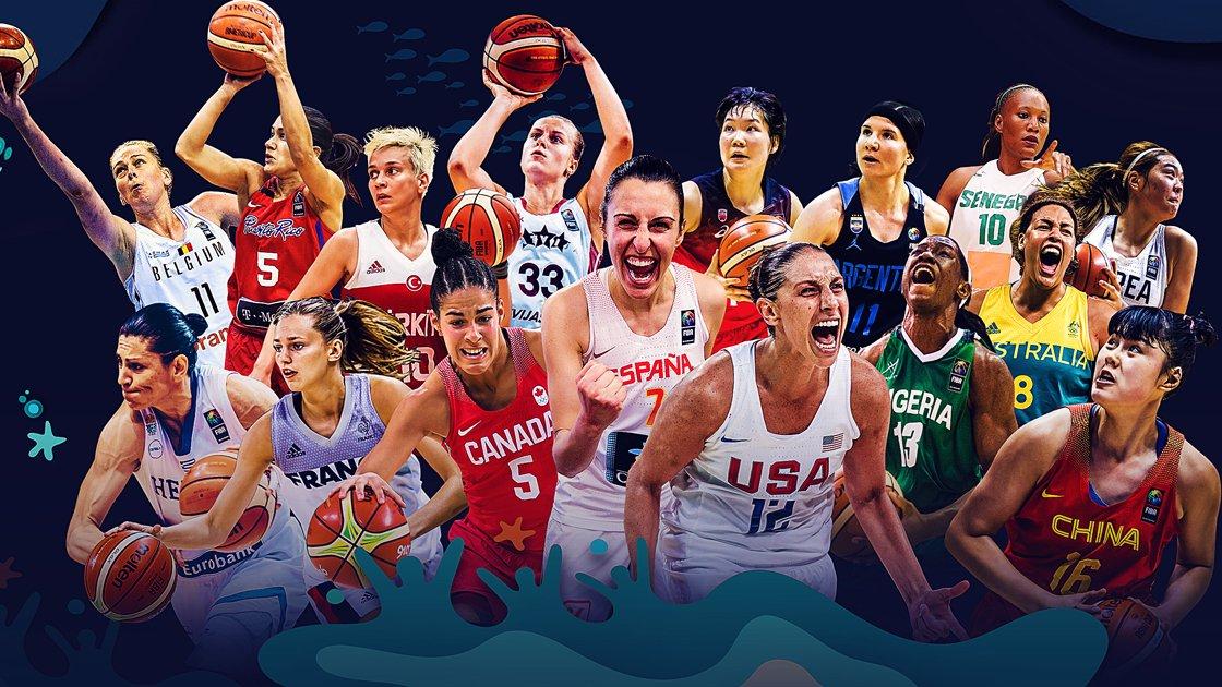 Lets get the World Cup 🏆 started! #FIBAWWC #1DayToGo 📖 go.fiba.basketball/AllYouNeedToKn… 📱 go.fiba.basketball/FIBAWWC_App