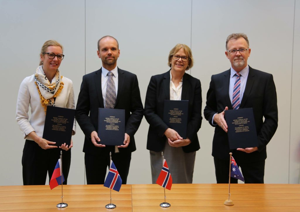 Efta Secretariat On Twitter Today The Three Eea Efta States