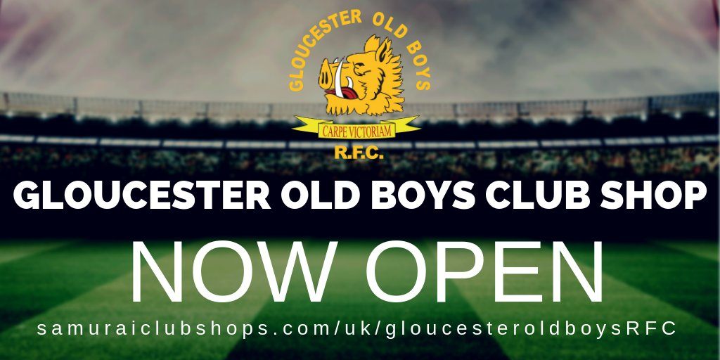 test Twitter Media - We are pleased to announce that the new @GlosOldBoys club shop is now open! Access the club shop here>>https://t.co/P7FLCCgw3v #SamuraiFamily https://t.co/P7cuwfITLq