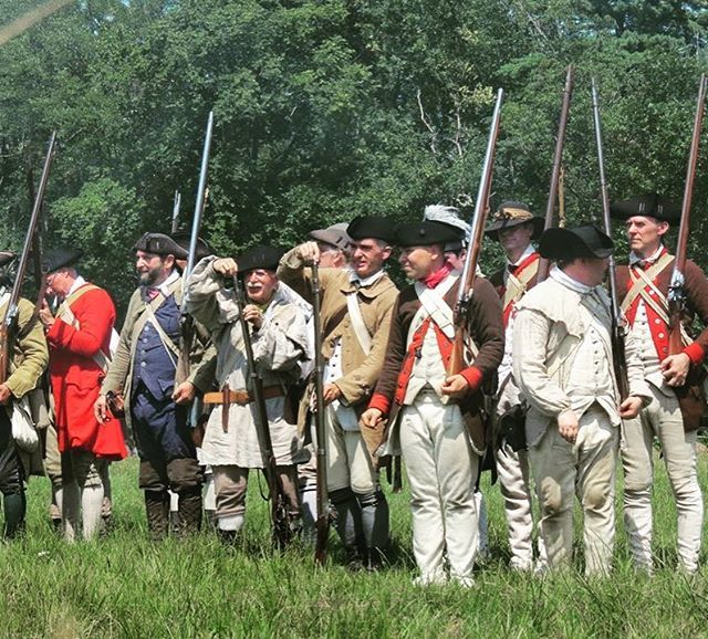 Prepare, prepare the iron helm of war, Bring forth the lots, cast in the spacious orb; Th' Angel of Fate turns them with mighty hands, And casts them out upon the darken'd earth! Prepare, prepare! #revolutionarywar #reenactment #2ndmassachusetts #pat… https://t.co/JOSCwL22kG