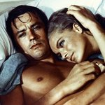 Alain Delon Twitter Photo