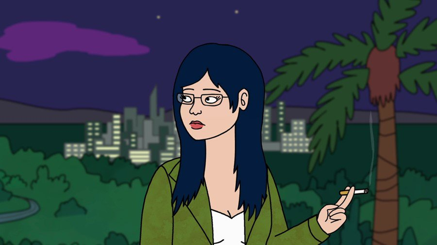 A love letter to Diane Nguyen, the most human cartoon on TV: https://t.co/wctQlnyz4w