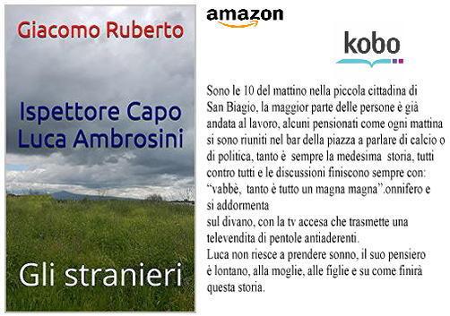 Ispettore Capo Luca Ambrosini su #Amazon #eBook #Kindle e #kobo a solo 0,99 € --- Amazon link: https://amzn.to/2L1kEwt September 21, 2018 at 01:00PM  - Ukustom
