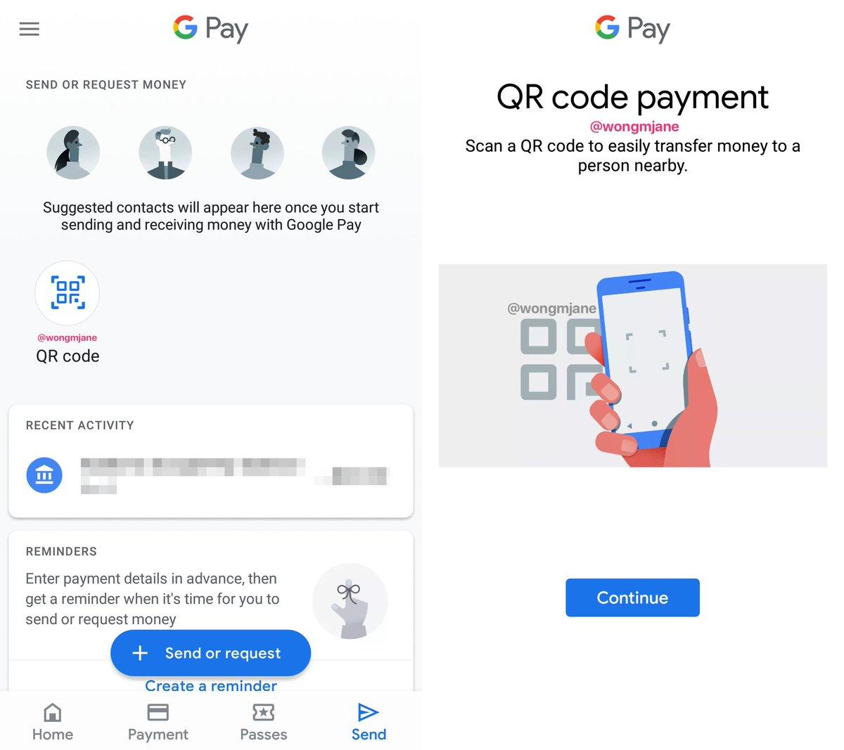 Enviar dinero a familiares y amigos en Google Pay será más fácil que nunca