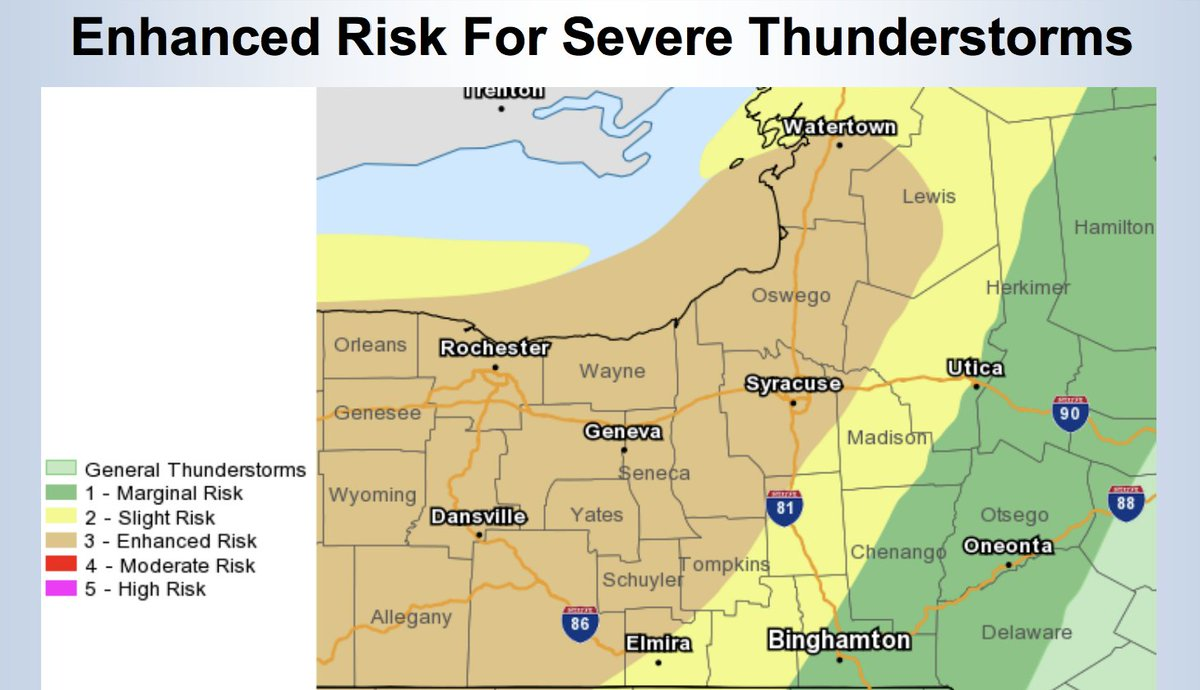 Damaging winds possible as fall arrives in the FLX