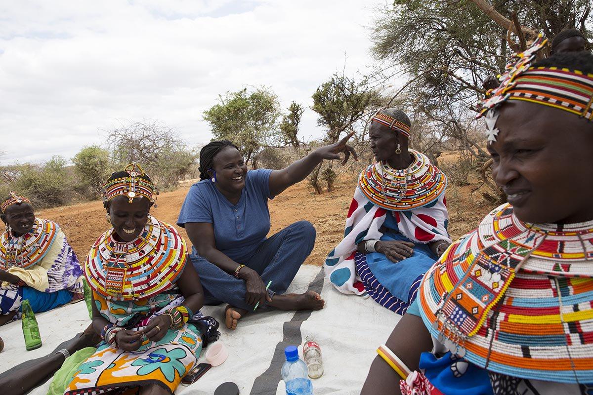 As the Peacebuilding Coordinator for @NrtKenya, Josphine Ekiru is transforming lives while conserving some of Africa's most iconic .#wildlife  https://t.co/3cEkqllgz1 #PeaceDay #USAIDTransforms @ @USAIDEastAfrica @USAIDKenya@USEmbassyKenya