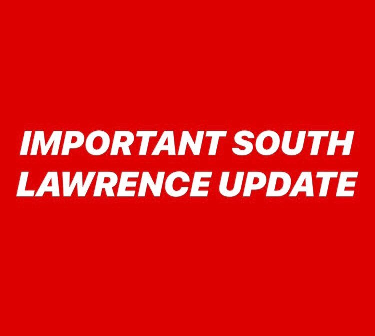 FOR THOSE AFFECTED BY #MVGasFire in SOUTH LAWRENCE: The @COL1853 Fire Department asks if u returned home to find any part of ur home damaged due to fire, to please call the Non-Emergency telephone # 978-620-3403 ~Be Safe, report regardless of how small an area/remnants of a flame<br>http://pic.twitter.com/2AyNhPpqrY &ndash; à South Lawrence