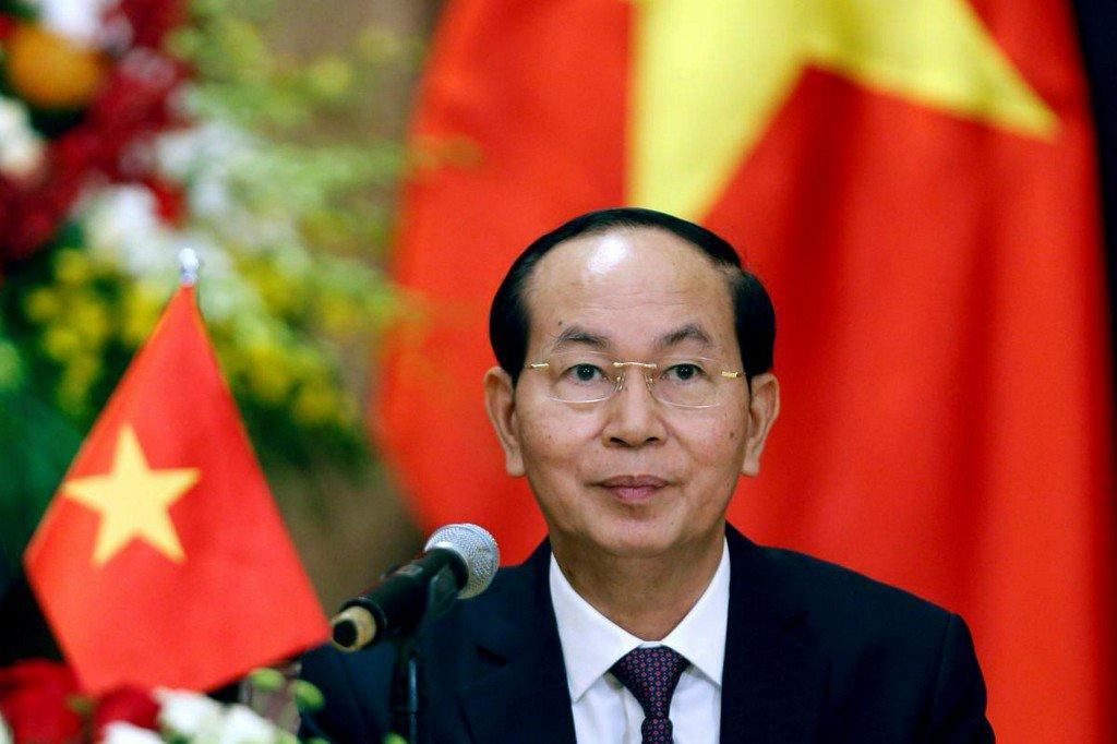Vietnam's president dies after viral illness https://t.co/wtDD92vmGP https://t.co/Q2LonF8YRi