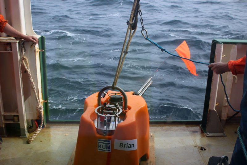 "test Twitter Media - The 2nd seismometer ""Brian""  has been successfully deployed by #seaseis. It is named after a former DIAS Senior Professor, Brian Jacob, whose work on the continental nature of basins west of Ireland led to the Irish territory increasing by a factor of 10 #diasdiscovers #diasatsea https://t.co/3DykkTd5ou"